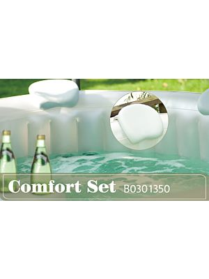 M Spa Comfort Set Lifestyle